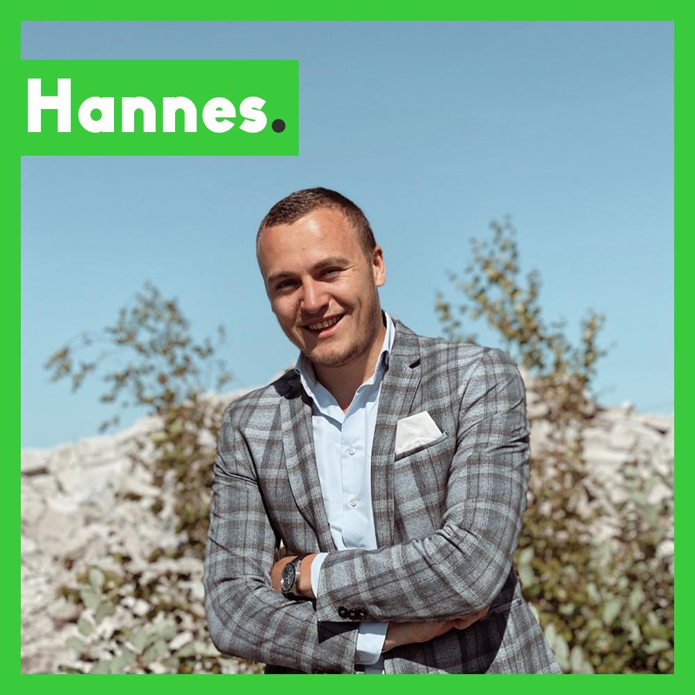 Hannes van Bellen