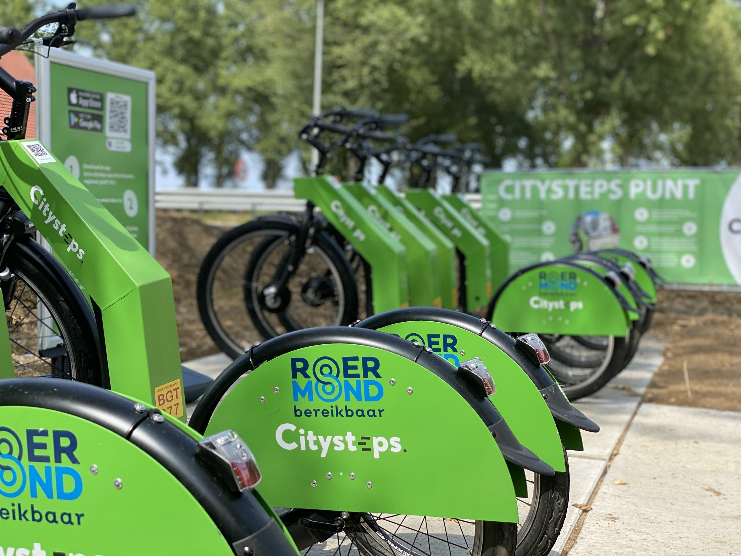 Roermond Citysteps